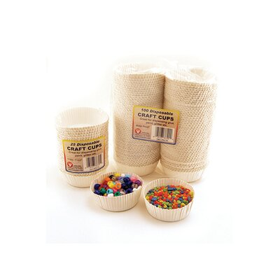 Craft Cups 100 Cups HYG36100