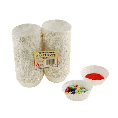 Craft Cups 100 Cups HYG36100