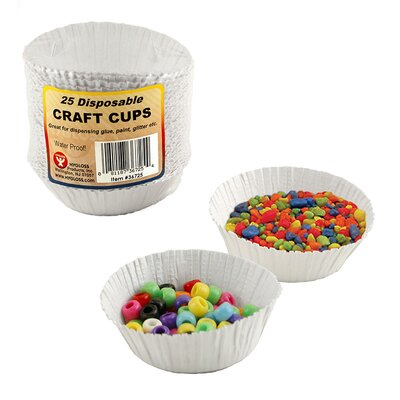 Craft Cups 25 Cups (Set of 2) HYG36725