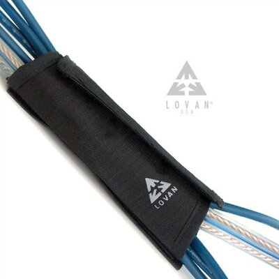 Image of Lovan Cable Management Smart Wrap (Pair) (LV1084)