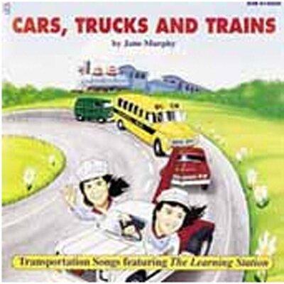 Cars Trucks and Trains CD KIM9140CD