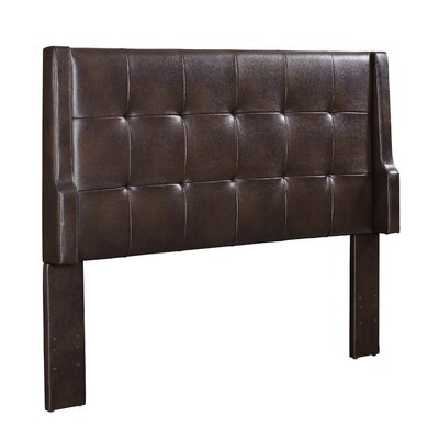 Elfrieda Upholstered Panel Headboard Size: Full/Queen