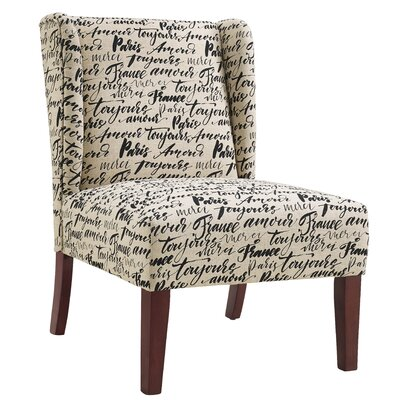 Yashvi Wingback Chair