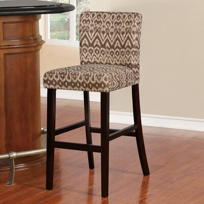 Big Bear Lake Upholstery 30 Bar Stool