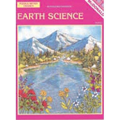 Earth Science Grade 6-9 Book