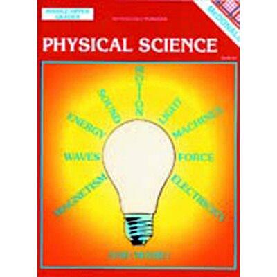 (Price/EA)Mcdonald Publishing MC-R767 Physical Science Gr 4-6 PartNumber: SPM15455372207