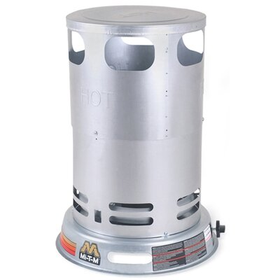 Mi-T-M Gas-Fired Portable 80,000 BTU Convection Propane Tank Top Space Heater at Sears.com