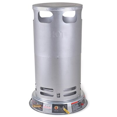 Gas-Fired 200,000 BTU Convection Portable Space Heater