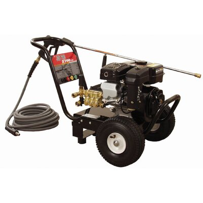 Mi-T-M JP Series 2700 PSI Cold Water Gasoline Pressure Washer at Sears.com