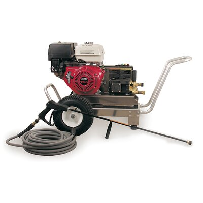 Mi-T-M CA Series 4000 PSI Cold Water Gasoline Honda Pressure Washer at Sears.com