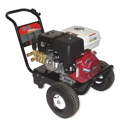 Mi-T-M JP Series 3500 PSI Cold Water Gasoline Pressure Washer at Sears.com