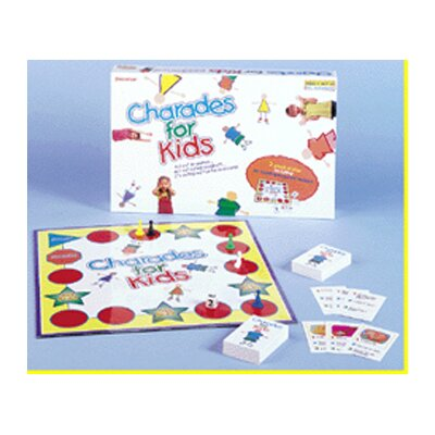 Pressman Toy The Best of Charades For Kids at Sears.com