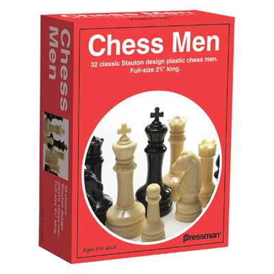 Pressman Toy Chess Men at Sears.com