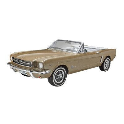 Revell-Monogram Monogram 1964 1/2 Mustang Convertible Car Model Kit at Sears.com