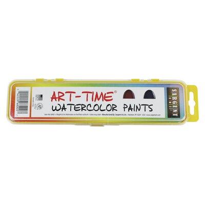 8 Semi Moist Watercolor Set SAR668000