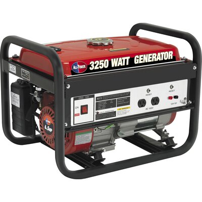 Picture of All Power America 3250W Portable Generator in Large Size