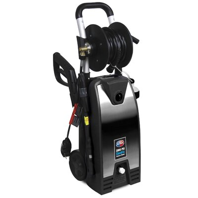 2000 PSI Electric Pressure Washer w/ Stainless Steel Panel