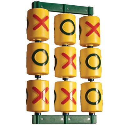Tic - Tac - Toe Spinner Panel 07-0010