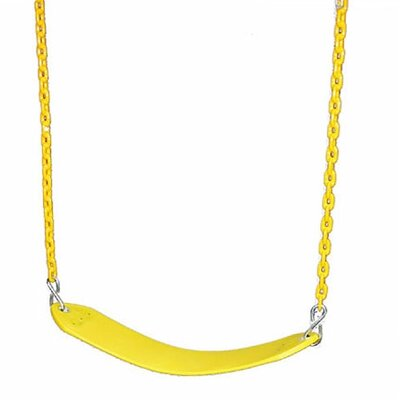 Gorilla PlaySets Deluxe Swing Belt in Yellow at Sears.com