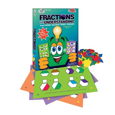 Fractions W/ Understanding Think CRE4505