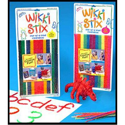 Wikki Stix Primary Colors WKX803