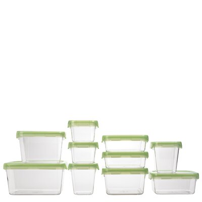 OXO Good Grip 20-Piece Locktop Container Set 1125380