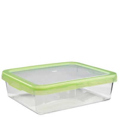 Good Grips Green Medium Square Locktop 3.8 Cup Food Storage Container 1124980