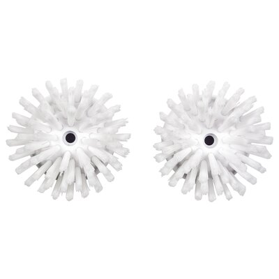 Good Grips 2 Pack Soap Dispensing Palm Brush Refills