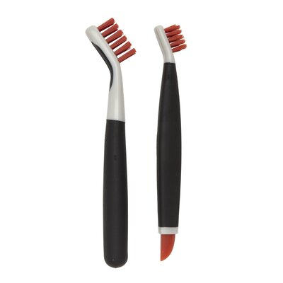Good Grips Deep Clean Brush Set Color: Orange