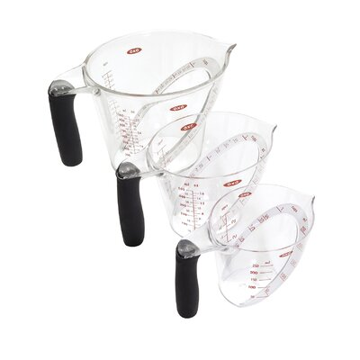 Good Grips 3 Piece Angled Measuring Cup Set 1056988