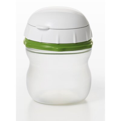 OXO Good Grips On The Go Silicone Squeeze Bottle 2.3 Oz. Food Storage Container 11152900