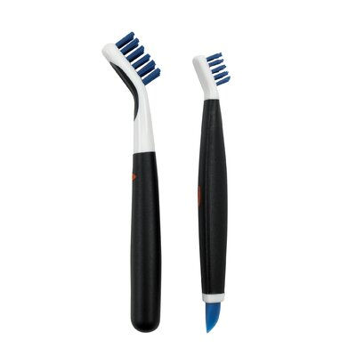 Good Grips Deep Clean Brush Set Color: Blue