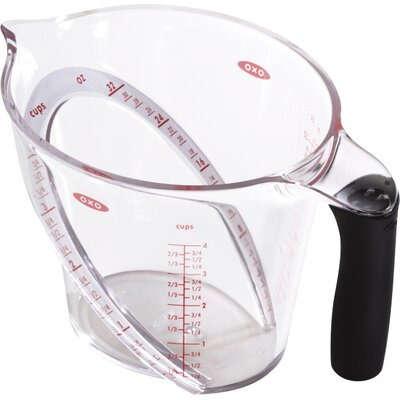 OXO Good Grips 4 Cup Angled Measuring Cup 1050030