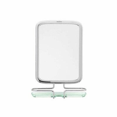 Chrome Suction Fogless Bathroom Mirror 13208600
