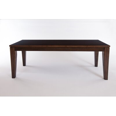 Brazil Coffee Table Color: Java/chocolate Brown