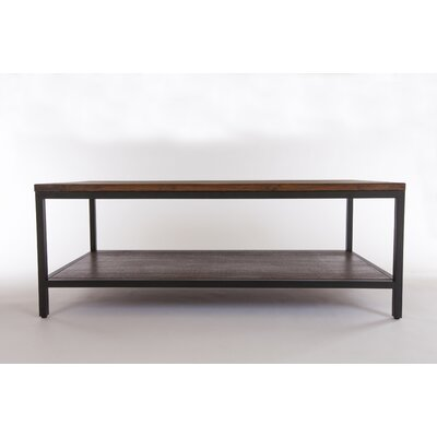 Betances Coffee Table Color: Dark Brown