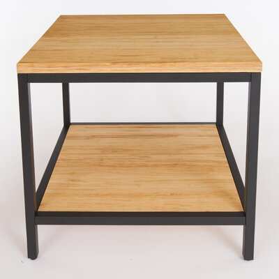 Betances Square End Table Color: Timber