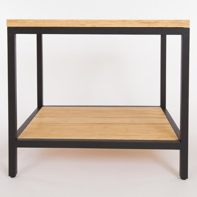 Betances End Table Color: Timber