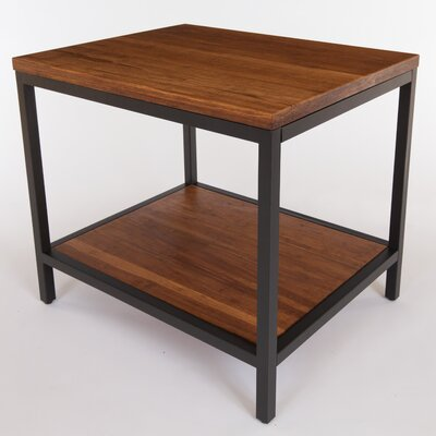 Betances End Table Color: Koa