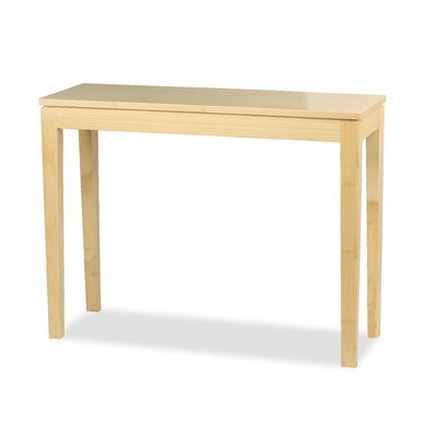 Brazil Bamboo Console Table Finish: Beach