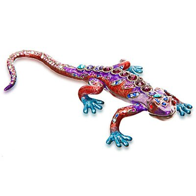 Vanity Gecko Decorative Box sva-028
