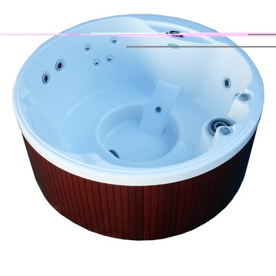 SPA, HOT TUB, JACUZZI 4 Person Plug and Play Spa with 14 Jets