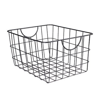 Utility Basket Finish: Industrial Gray