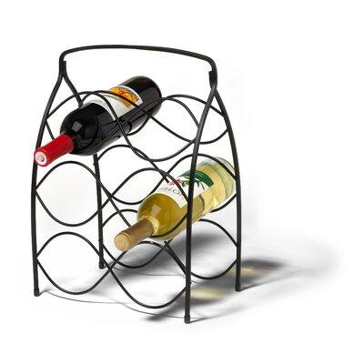 Neko 6 Bottle Tabletop Wine Rack