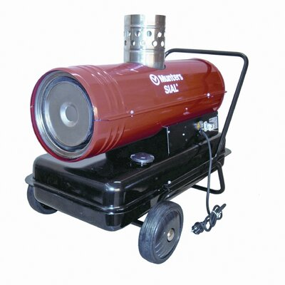 Munters Temporary 133,000 BTU Forced Air Utility Diesel / Kerosene Space Heater at Sears.com
