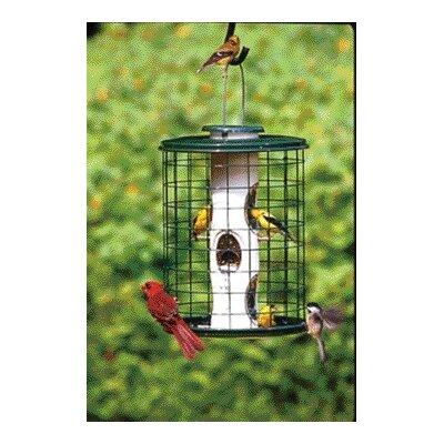 Avian Series Caged Tube Bird Feeder AV3M