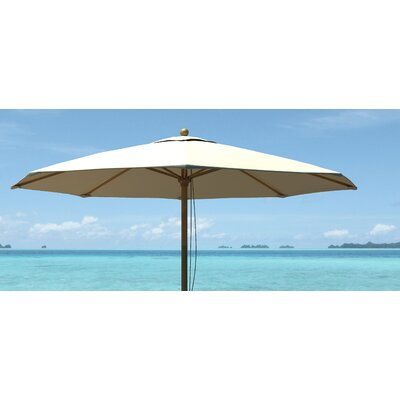 Image of .75' Market Umbrella Fabric: Natural