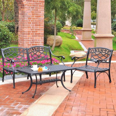Lomax 2 Piece Lounge Seating Group