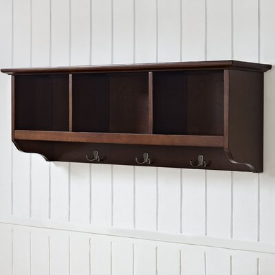 Crosley Brennan Entryway Storage Shelf - Finish: Mahogany at Sears.com