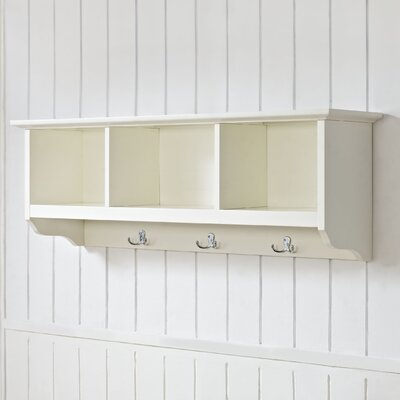 Crosley Brennan Entryway Storage Shelf - Finish: White at Sears.com